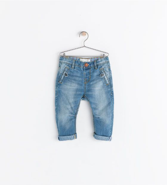 ZARA - NEW THIS WEEK - JEANS