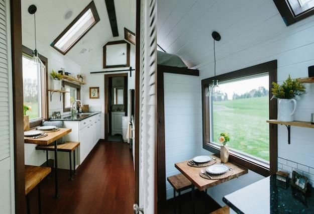 Cozy Small House Design on Wheels Beautiful Homes Smallest house