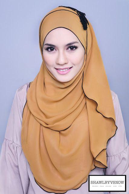 Shawlbyvsnow Malaysia S Online Exclusive Scarf Store Islamic Fashion Hijab Fashion Fashion