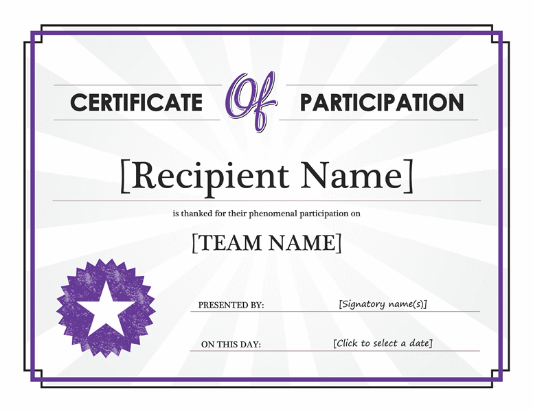 Certificate Of Participation Inspirational Thoughts Pinterest Most  Inspirational Player Award Certificate Free Certificate Templates In Other  Acknowledgement Certificate Templates