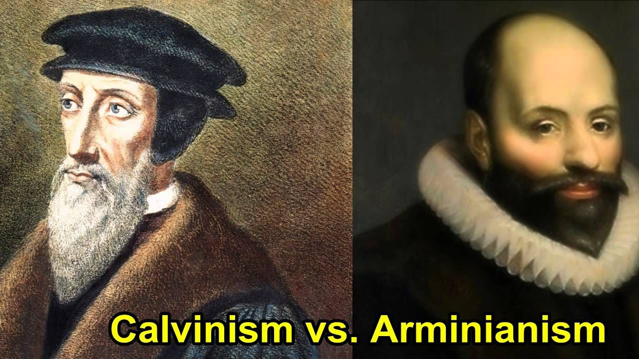 Calvinism Cult Exposed: 4. Calvinism vs. Arminianism - Marc Monte