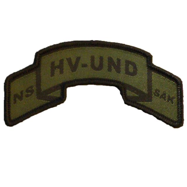 TAC-UP GEAR - 0263 HV-UND Scroll Patch
