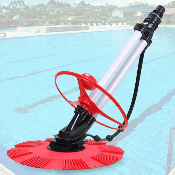 Thediyoutlet Inground Automatic Swimming Pool Cleaner And Vacuum Red Pool Cleaning Swimming Pool Cleaners Automatic Pool Cleaner