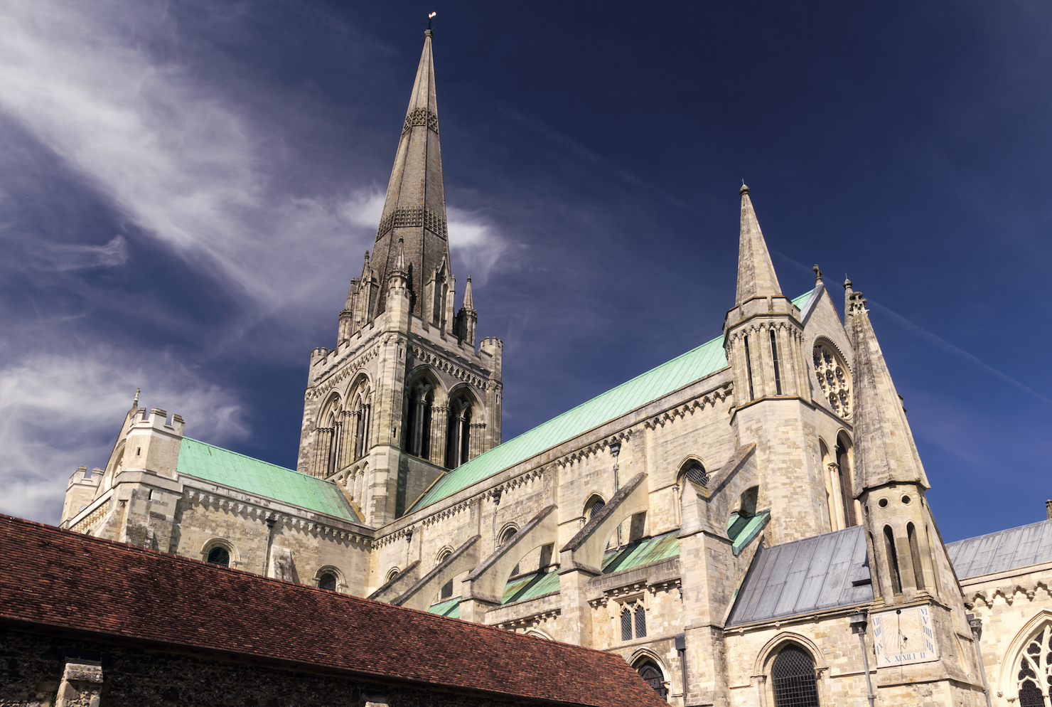 Chichester Cathedral #Chichester #Cathedral #Architecture #Sussex