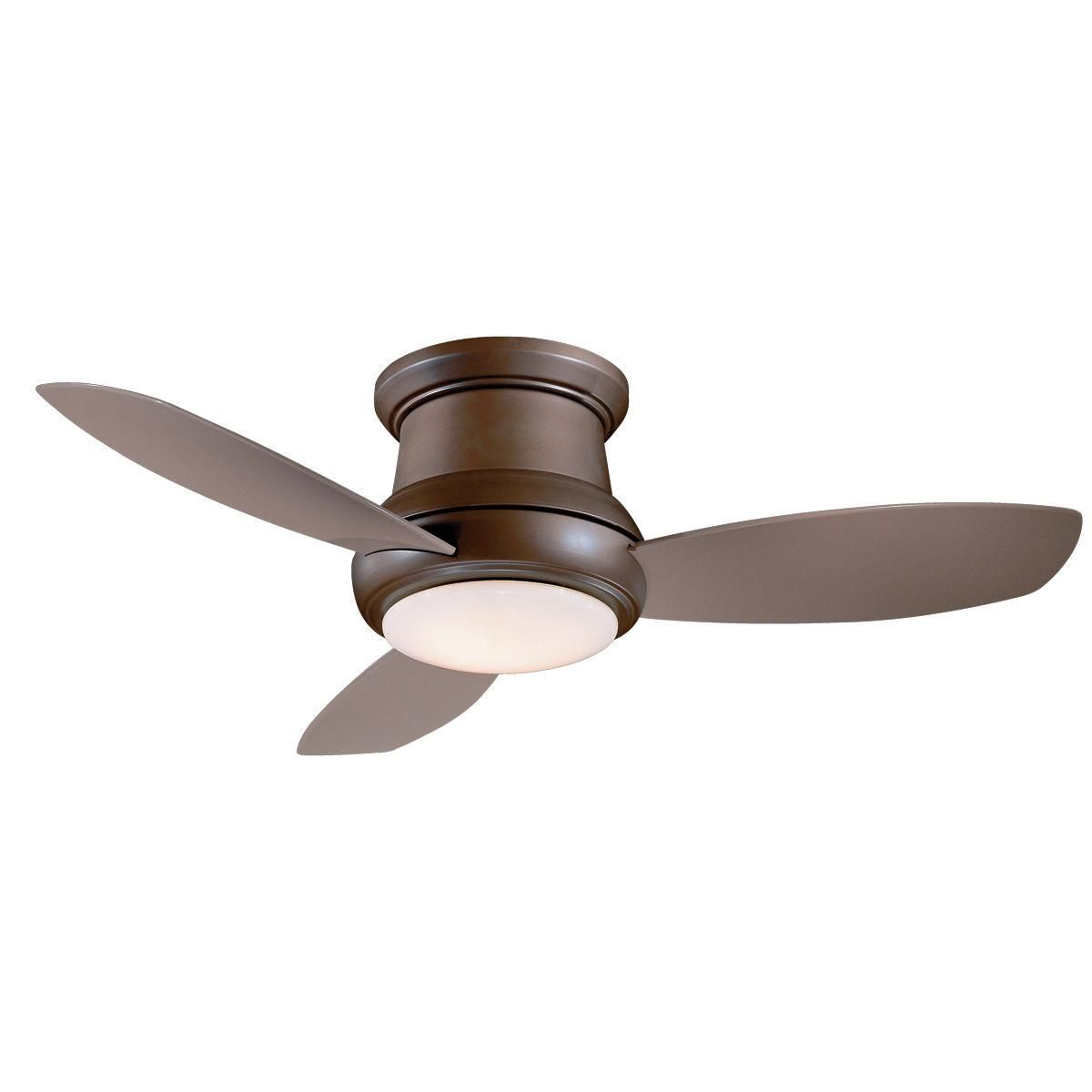 44 Low Ceiling Scoop Fan Flush Mount Ceiling Fan Ceiling Fan With Light Ceiling Fan