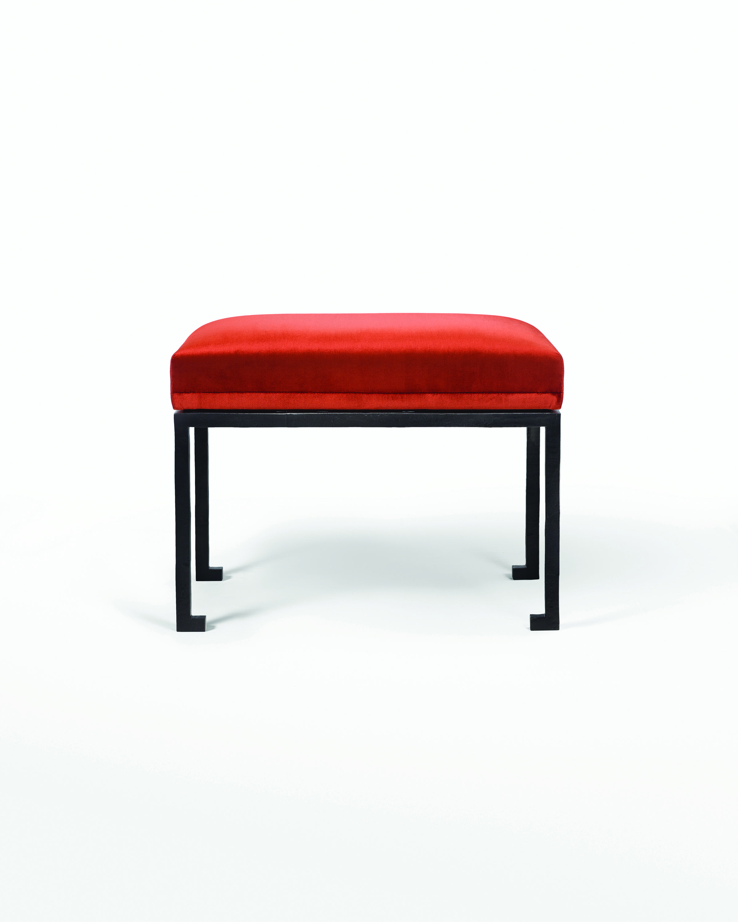 Banc Arno Edition Holly Hunt Bench Furniture Contemporary Furnishings Ottoman Bench