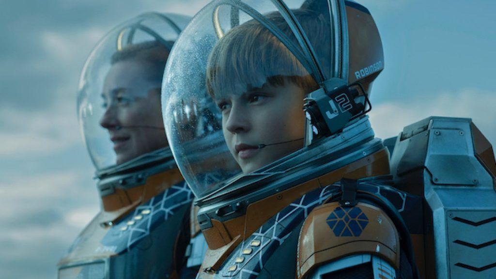 Lost in space is in a decent situation to be gotten for