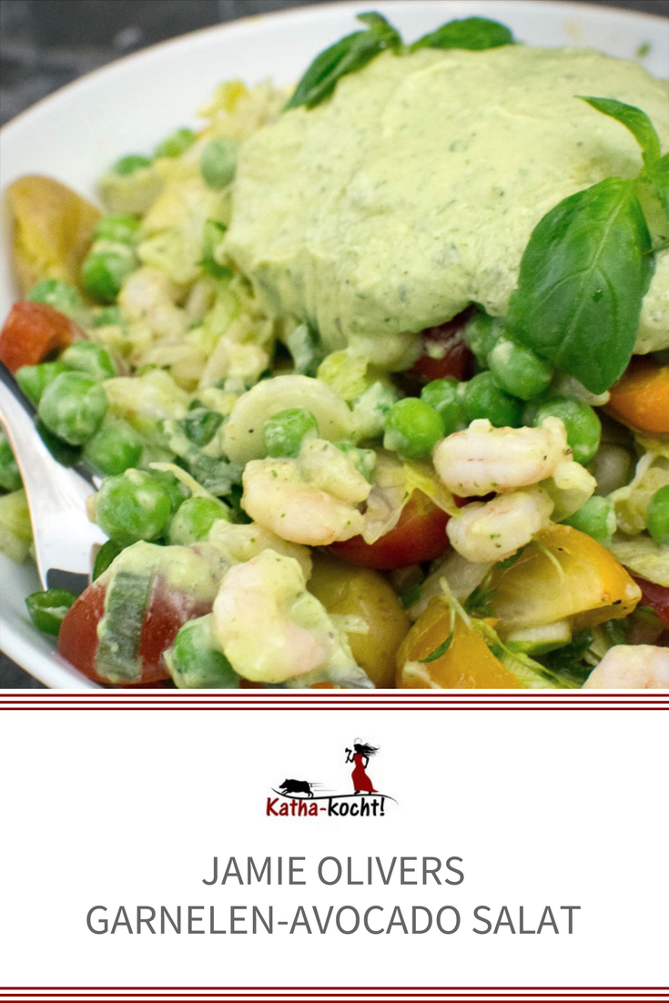 jamie olivers garnelen avocado salat rezepte salate pinterest jamie oliver salat und. Black Bedroom Furniture Sets. Home Design Ideas