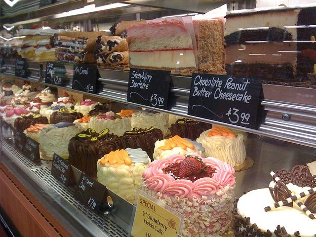 Whole foods bakery case Bakeries and Food
