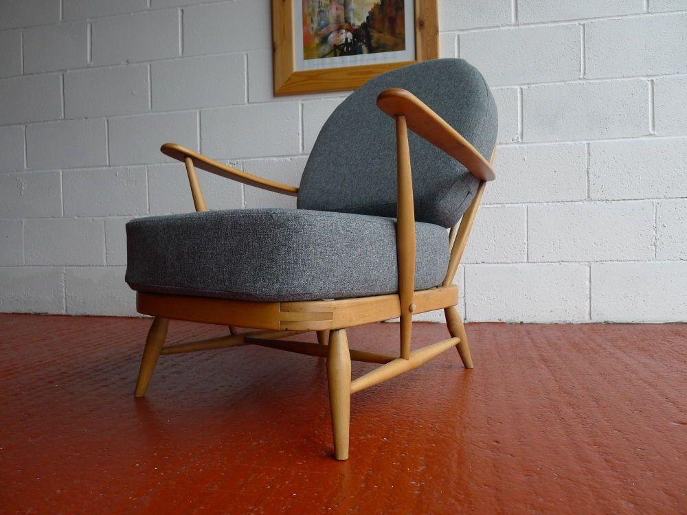 Cushions Interiors Pinterest Ercol chair Danish chair and