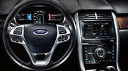 2014 Ford Edge Interior With Available Sync With Myford Touch