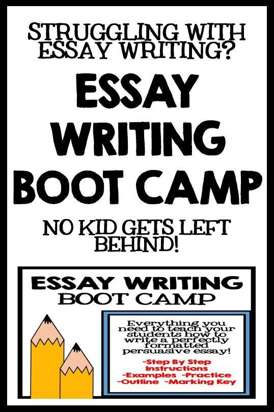 school camp essay