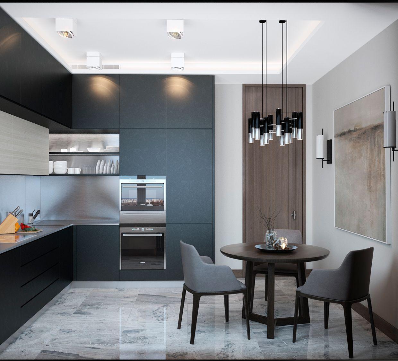 Маленькие кухни - 35 фото кухонь в интерьере. Красивый ...