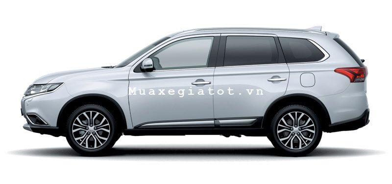 Mitsubishi Outlander Mua Ban Xe Outlander Cũ Mới Gia Rẻ Km 08 2020 Vans
