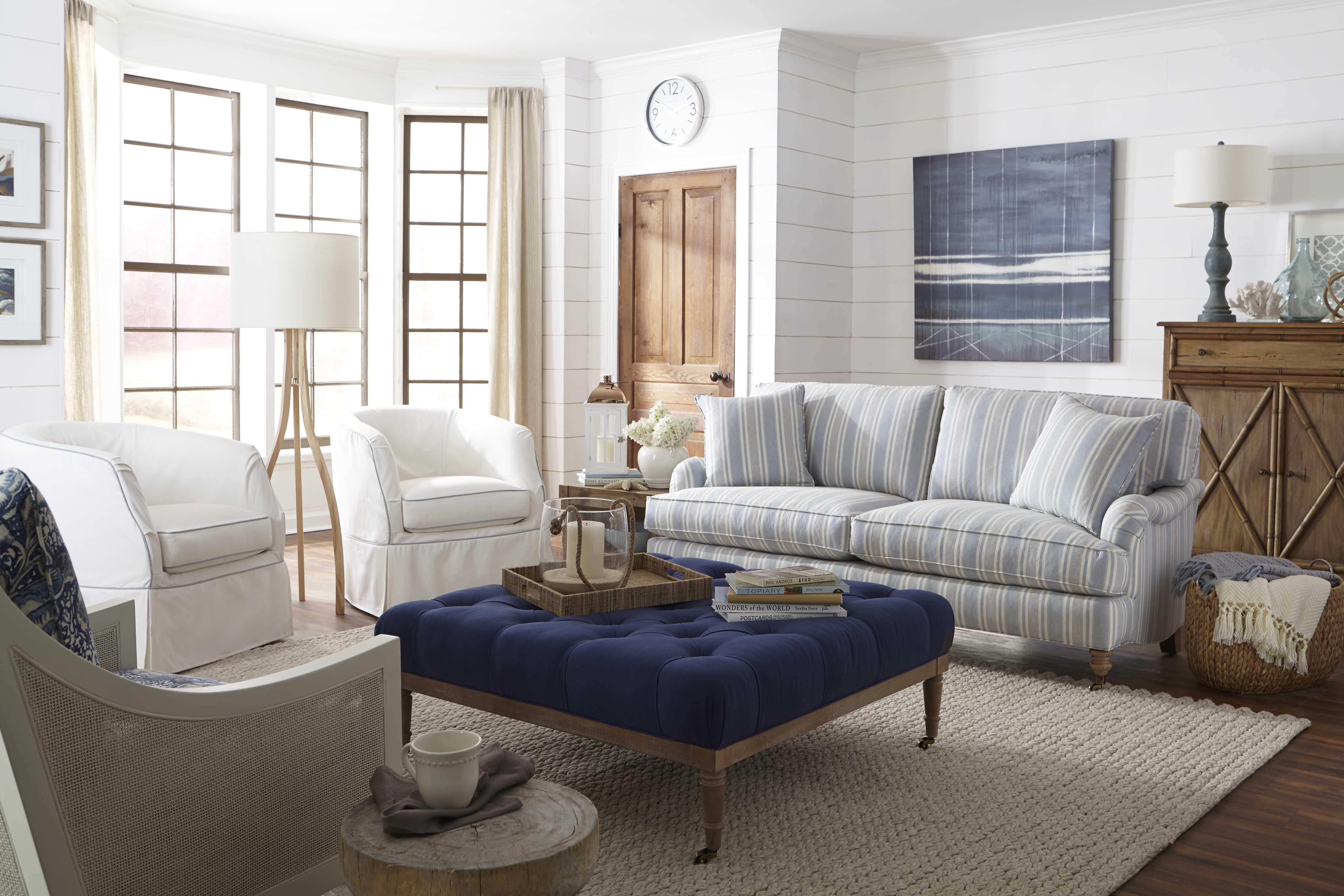 Best Brooke Sofa By Robin Bruce Coastal Living Rooms 640 x 480