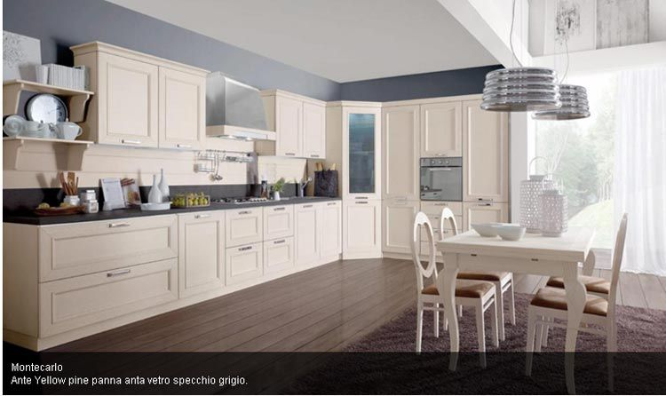 Montecarlo, Stosa cucine | Kitchen | Kitchen Cabinets, Home Decor ...