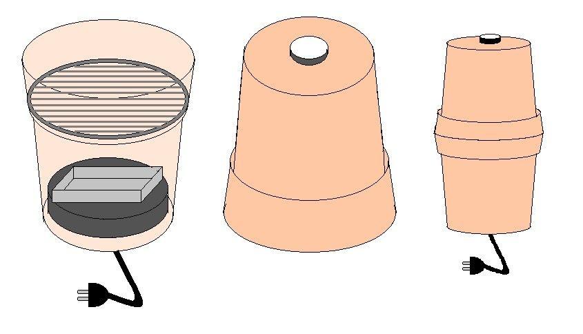 Räucherofen selber bauen schnell und einfach