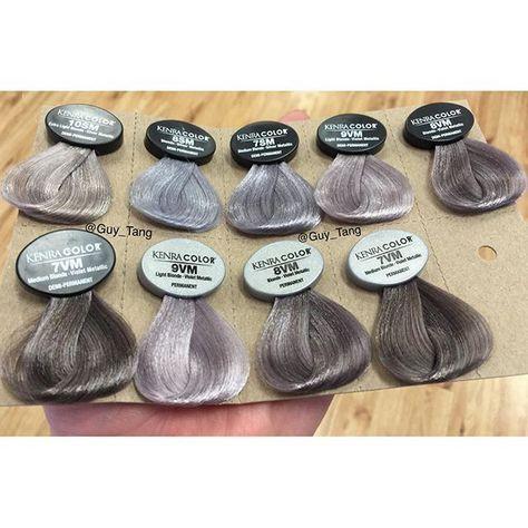 Guy Tang 50 Shades Of Gray Hair Grey Color Hair Color Swatches Hair Color Formulas Silver Hair
