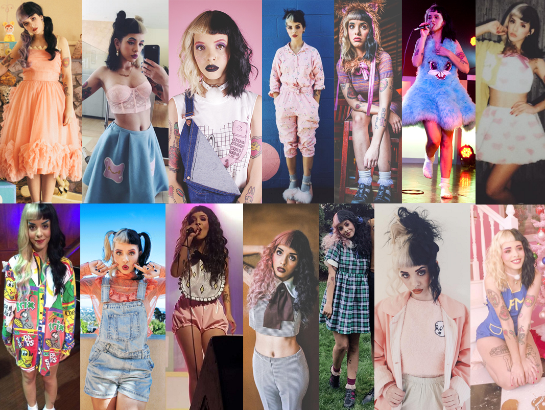 Crybabycloset Melanie Martinez Style Shabby Chic Clothes Cool Outfits