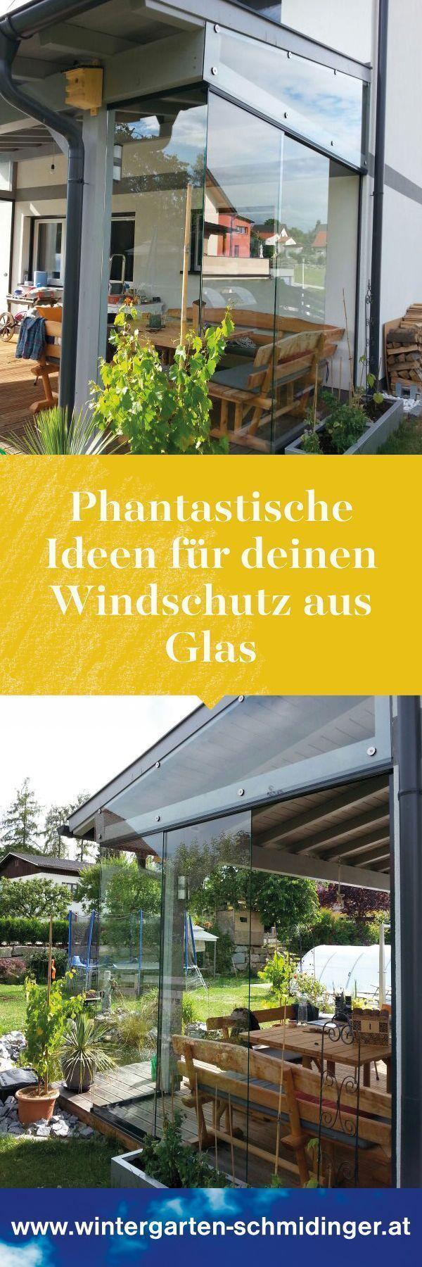 Fantastische Ideen für Ihren Sommergarten oder eine Glaserweiterung für Ihre T… – anbau