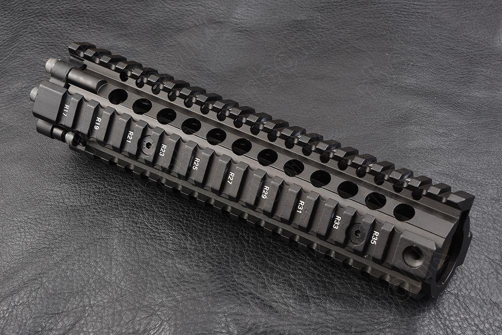 Hunting Shooting Tactical AR 15 Picatinny Rail Handguard System 9