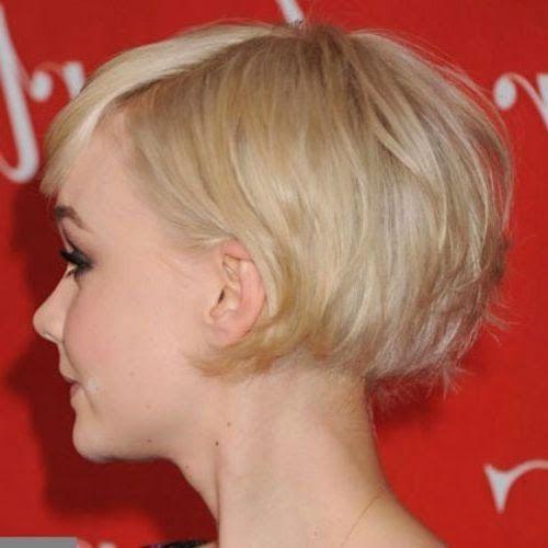Frisur damen vorne kurz hinten lang