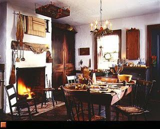 Home  interior design style guide early american primitive in restored four square ohio farmhouse an old house is the ultimate antique says owner also rh pinterest