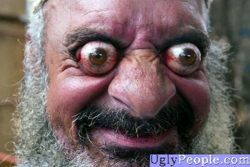 Funny Ugly Old People