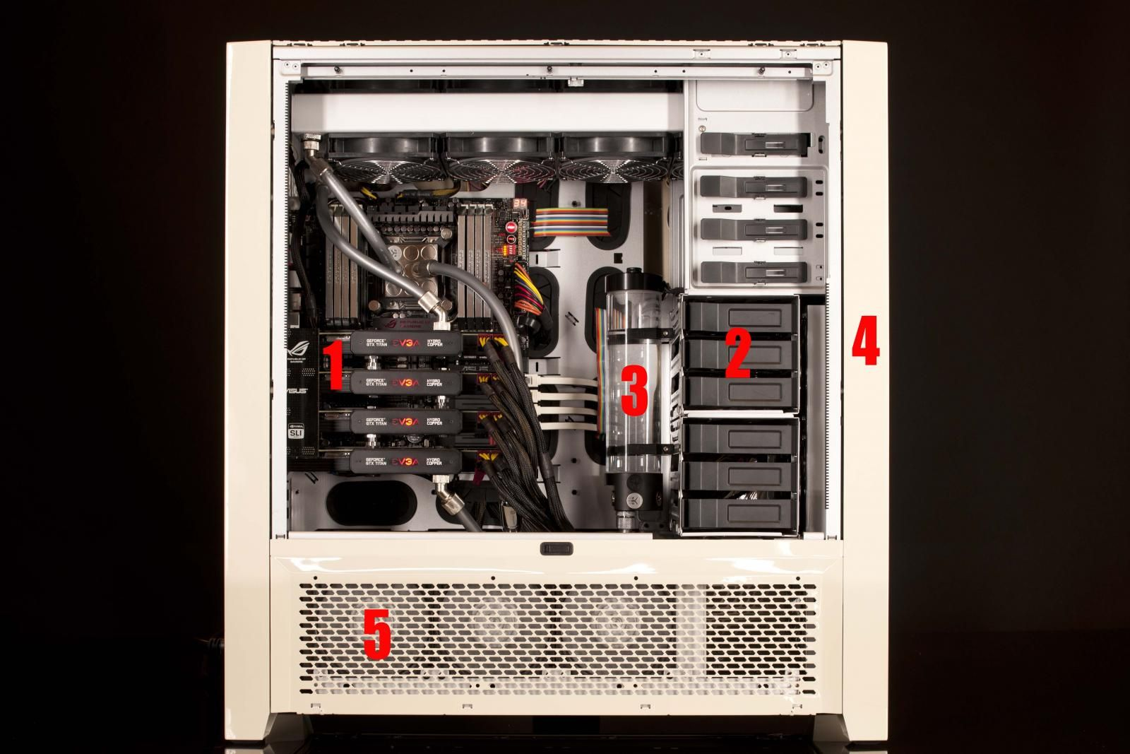 dream machine 2013 guts projects to try pinterest pc gamer rh pinterest com Ultimate Gaming PC Gaming Keyboard