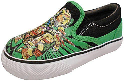 Nickelodeon Boy's Teenage Mutant Ninja Turtles Slip On Shoes (8 M US Toddler) Nickelodeon http://www.amazon.com/dp/B00S01OMOQ/ref=cm_sw_r_pi_dp_LcZfvb1AR3FQA