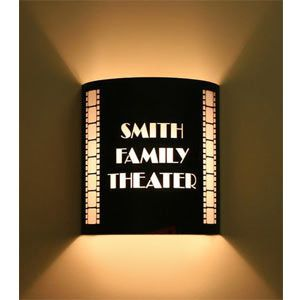 This Beautiful Black Powder Coated Sconce Adds A Subtle Amount Of