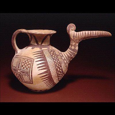 5 000 Year Ceramic Tradition That Flourished In Ancient Pre Islamic Iran Until 100 Bc Ceramics Ancient Traditional Ceramics