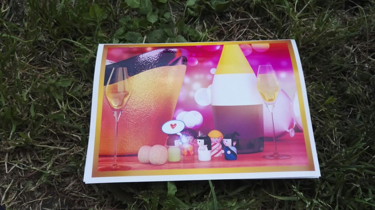 Hen Party Greeting Card Bachelorette Party Greeting Card Wedding