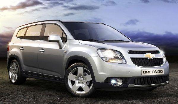 2012 Chevrolet Orlando Review