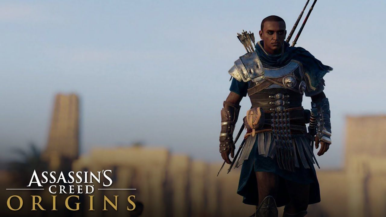 Assassin S Creed Origins How To Unlock Roman Marinus Outfit