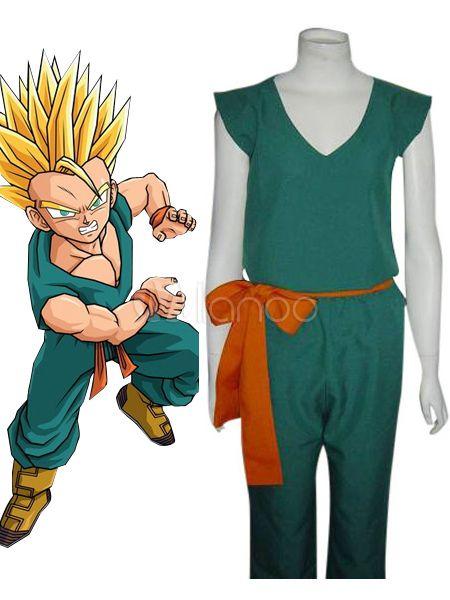 Dragon Ball Son Gohan Halloween Cosplay Costume
