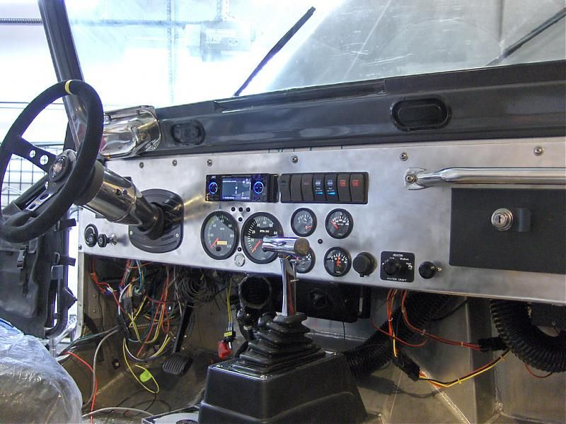 Cj7 Dash Wiring