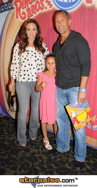 Leah Remini and family | Leah remini, Celebrity kids