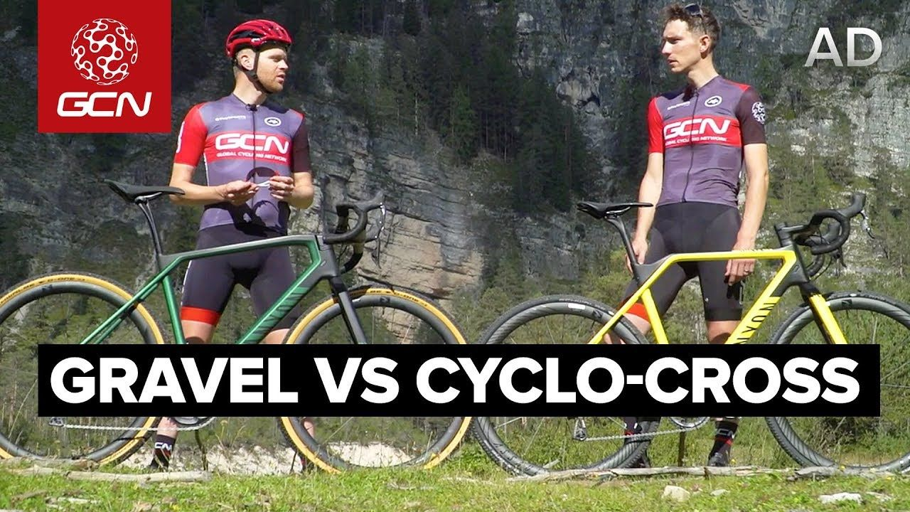 Gravel Bike Vs Cyclo Cross Bike What Really Is The Difference