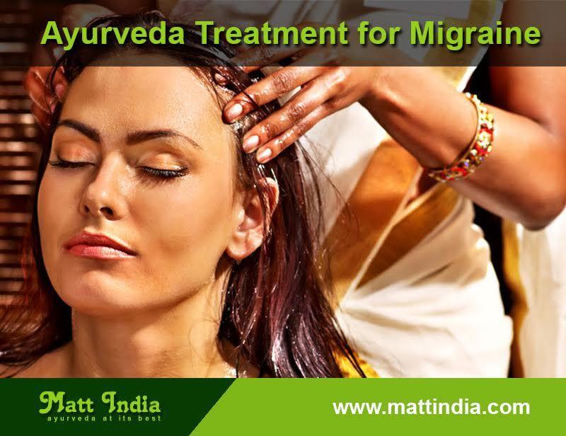 migraine treatment in ayurveda