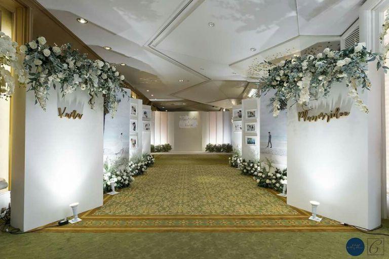 24 Creative Wedding Entrance Walkway Decor Ideas Wedding