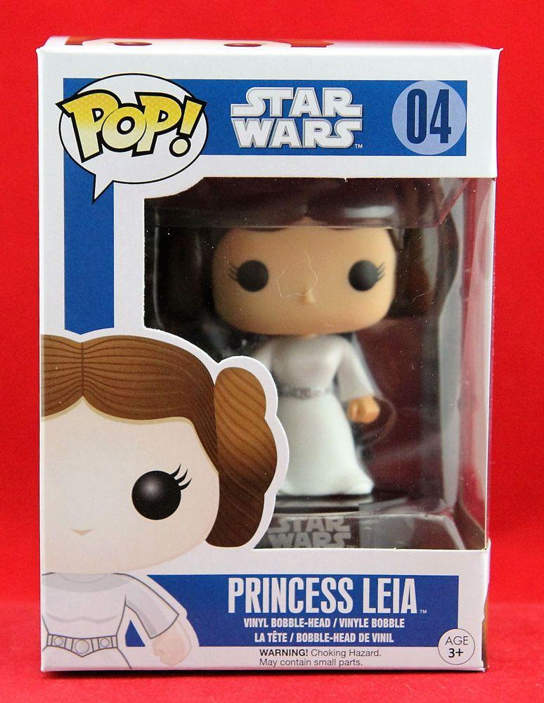 Funko Pop Star Wars Princesa Leia 04
