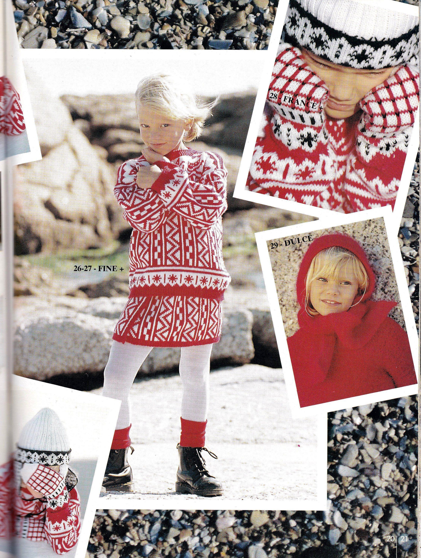 62046fdd88ea Pingouin Knitting For Children