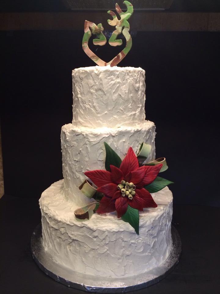 Reasonably Priced Wedding Cakes