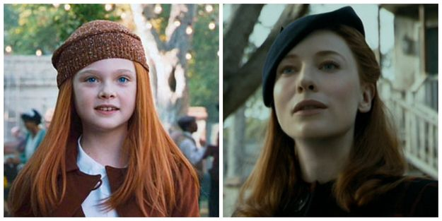 Image Result For Cate Blanchett Red Hair Benjamin Button