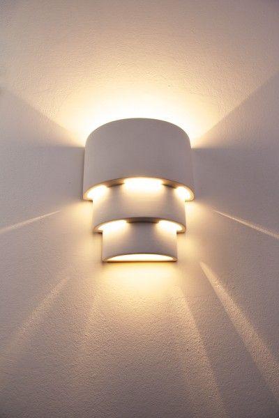 5W LED Wandleuchte Effektlampe Wandlampe Wandlicht Leuchte Fluter Innenleuchte