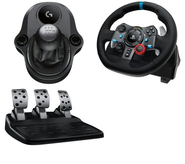 Logitech G920 Driving Force Racing Wheel For Xbox One And Pc 2yrs