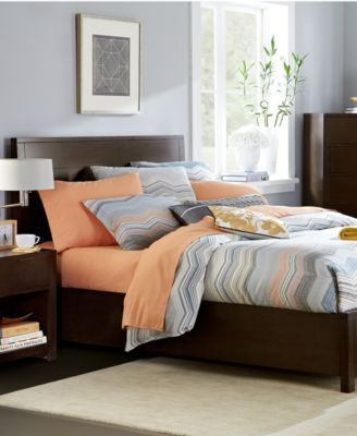 Tribeca King-Size Bed, Created for Macy\'s | Pinterest | Furniture ...