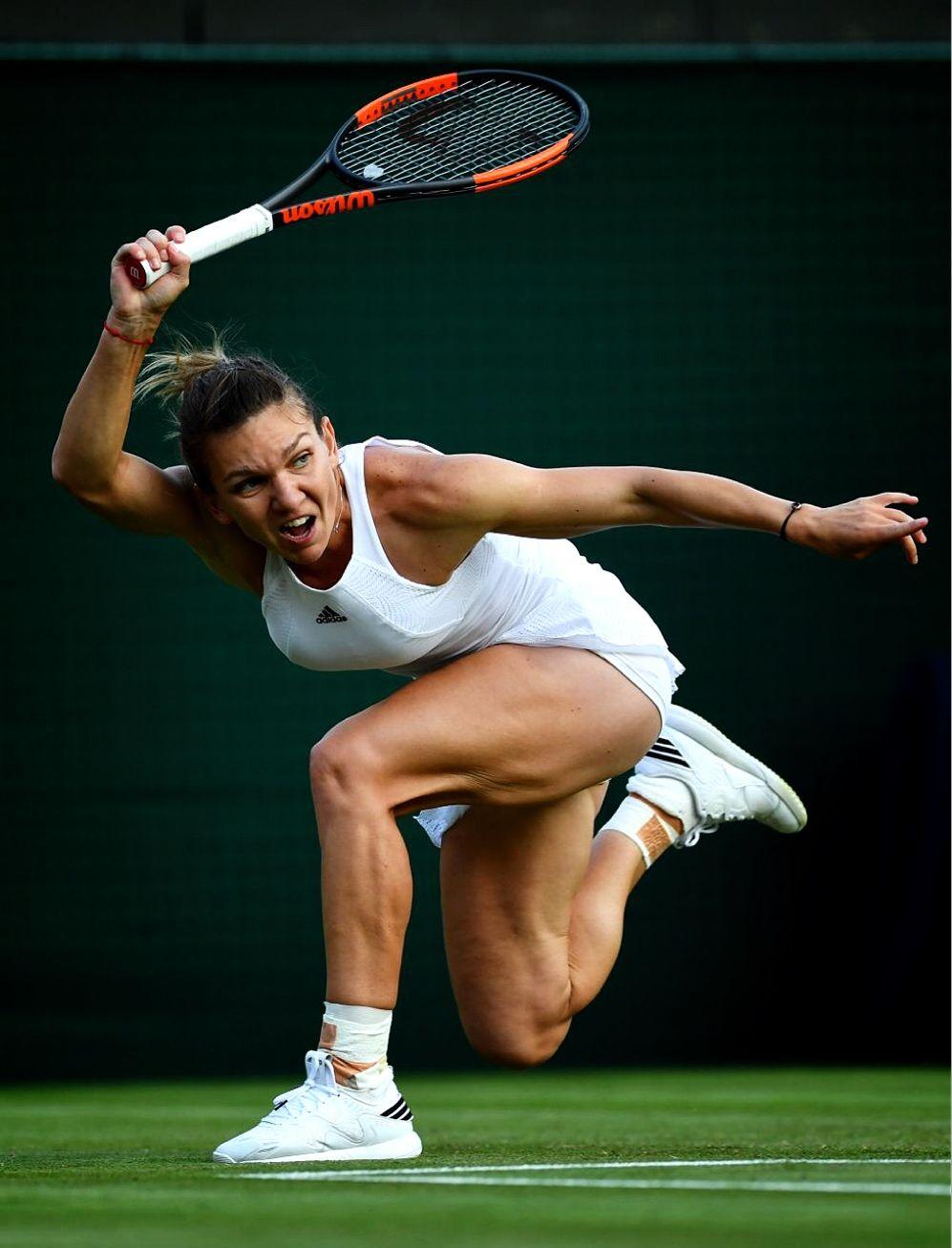 🇷🇴シモナ・ハレプ | Tennis photography, Tennis, Tennis players female