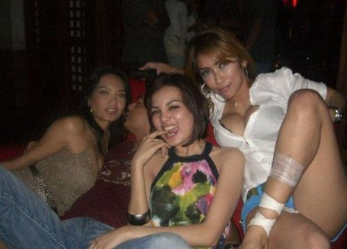 Tante Dugem Hot Part 4